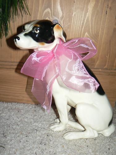 Crazy Aunt Leonie's Rat Terrier Statue