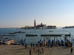 Venezia - Vista da Palazzo Ducale