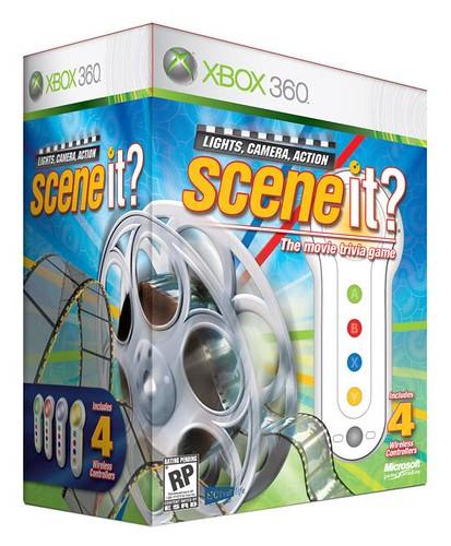 Scene It El Mejor Juego De Mesa Sobre Cine Ahora En Tu Consola X