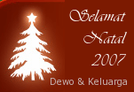 Selamat Natal 2007