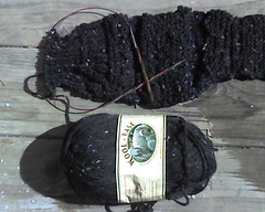 Learning Portuguese style knitting