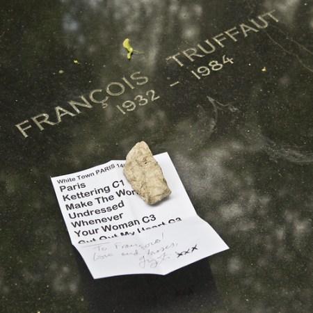 The Note I Left For François On A Setlist