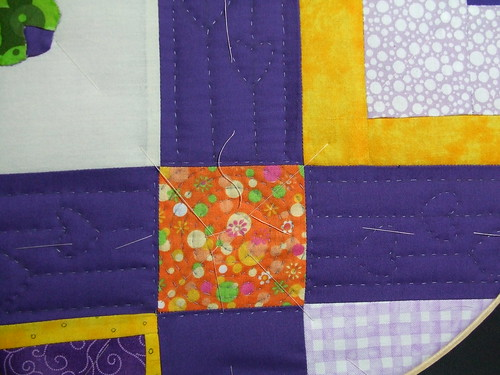 More Quilting Completed