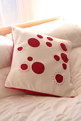 red and white cushion.JPG