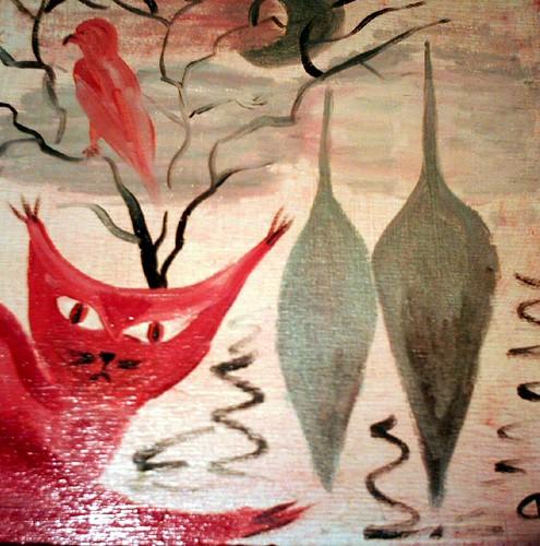 Katze Painting  gemalt by katz40