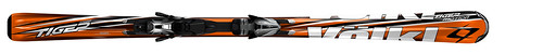 Volkl Tiger 3Motion Skis 2008/9