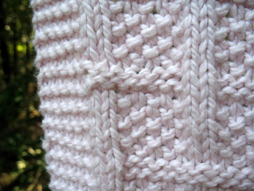Close Up Bub's Baby Blanket