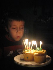 Bryce 7th birhday
