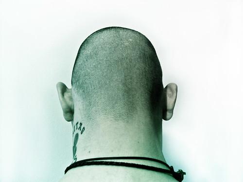 skinhead...