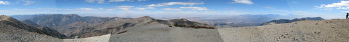Summit Panorama Uncorrected West North East