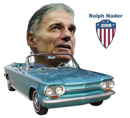 nader and meet the press