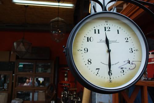 Vendemos el tiempo