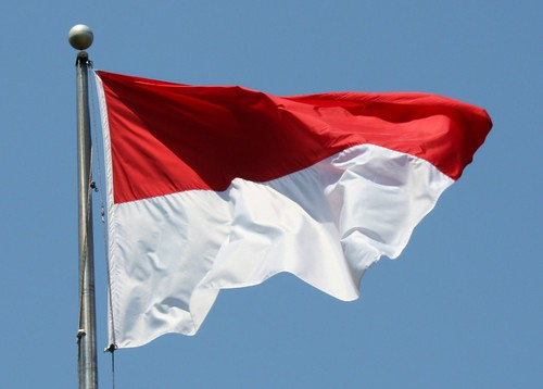 Bendera Negara Kesatuan Republik Indonesia