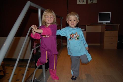 Rune en Elle begin November 2007