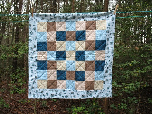 First Quilt Front