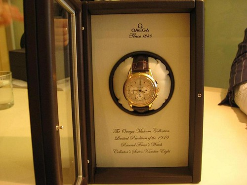Omega Museum Watch