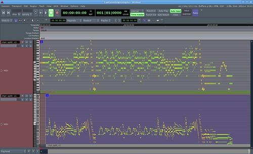 Drobilla fixed MIDI-Import