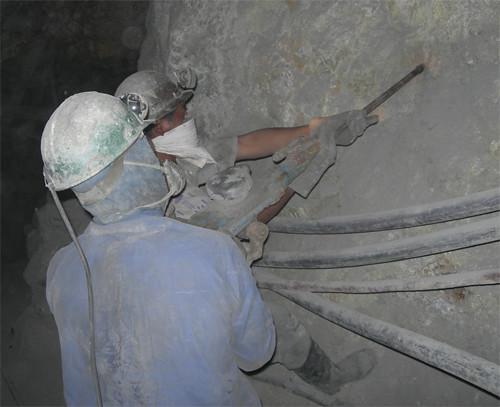 BO Potosi Drilling