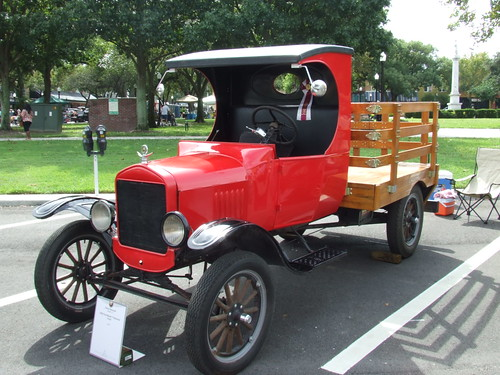 Ford T Truck by Red Dog 3D.