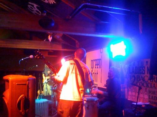 Jamband at Green Light, Keystone, CO