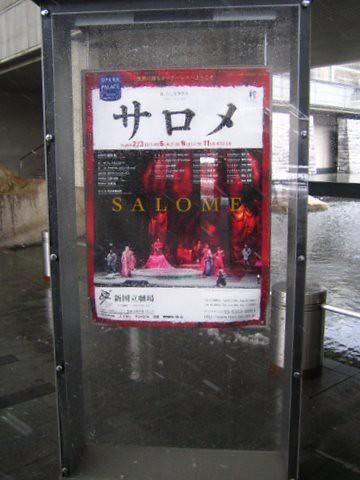Salome in NNTT