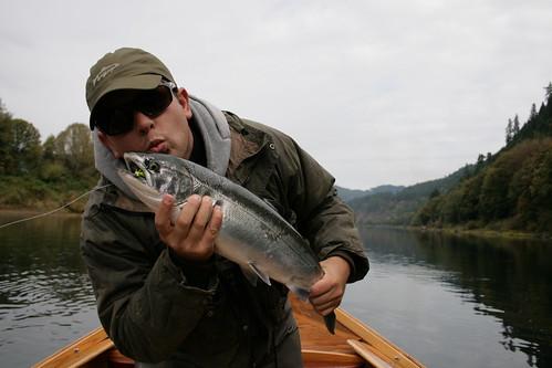 Upmqua River Coho