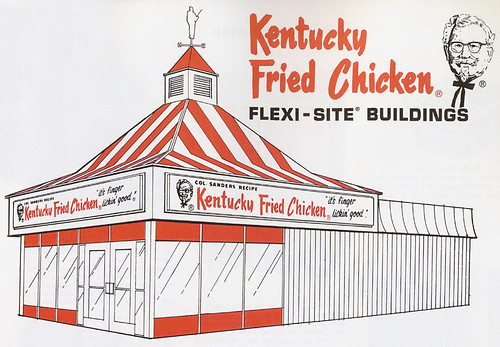 '70s KFC architecture