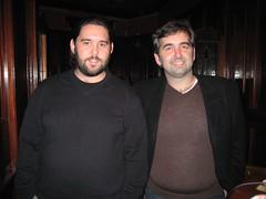 John Herren and Chad Dickerson