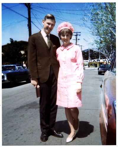 Mom and Dad 1969 RETOUCHED