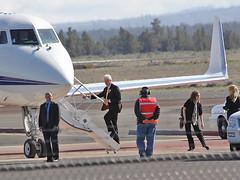 Bill Clinton's Departure