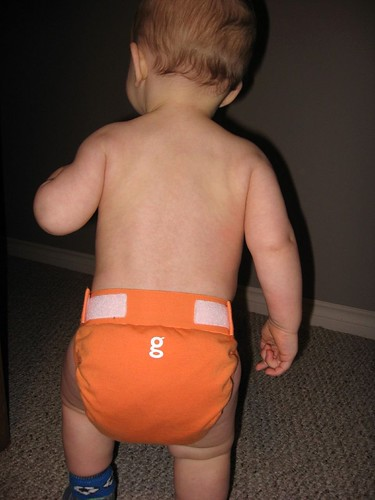 Michael in G Diapers