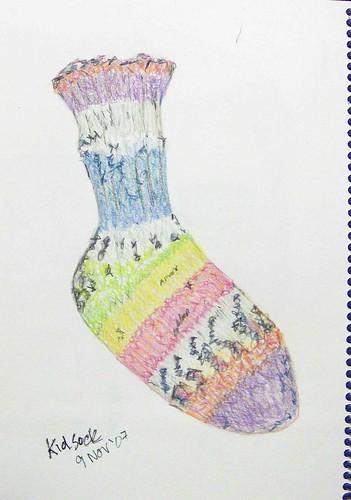 kid sock