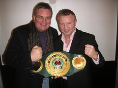 Billy Schwer (right) and Mark Harrison