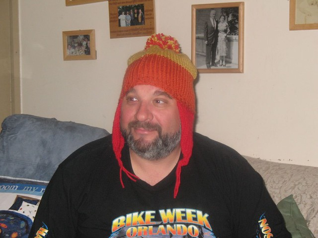 Dad and His Cunning Hat