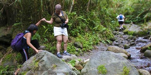 Mt. Pinatubo Hike 11.48