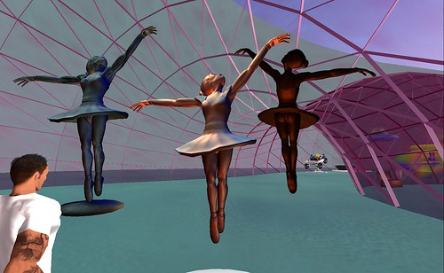 REZZABLE GALLERY BALLERINAS