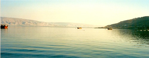 Southern end of Lake Kinneret