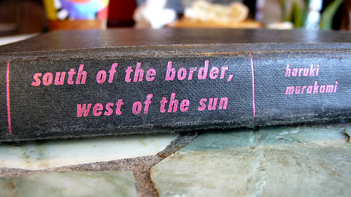 South fo the border, west of the sun.