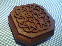 box finished, by lizzys life