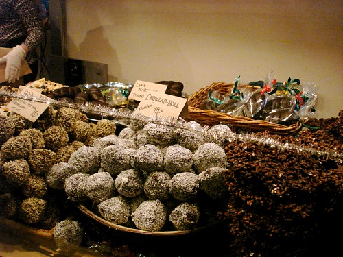 Swedish sweets @ STREET Julmarknad