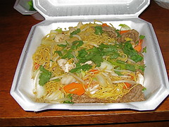 House special fried noodles