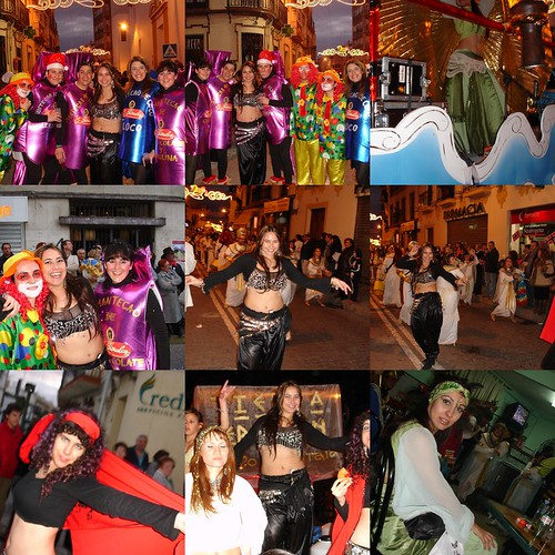 Pasacalles Carnaval 2