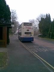 Bye bye bus