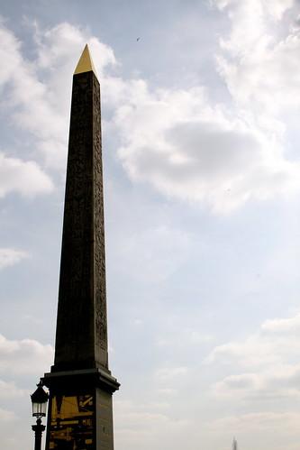 Obelisk, Place de la Concorde