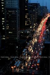 CHUVA EM SÃO PAULO - 24/10/2007