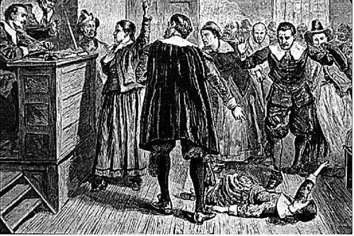 La verdadera historia de horror de las brujas de Salem