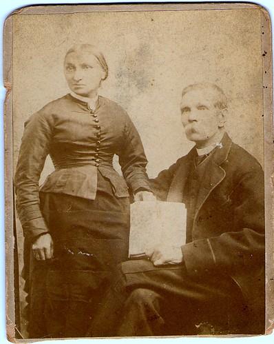 John and Corra Johnson