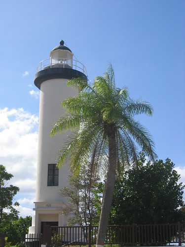 El faro (lighthouse) in Rincón