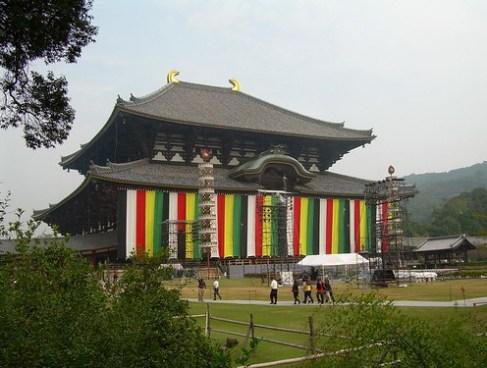 Templo Tōdai ji en Nara