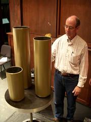 Beckford plays Cylinders